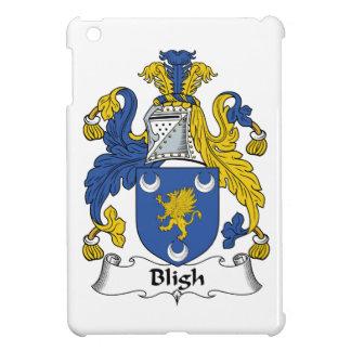 Escudo de la familia de Bligh iPad Mini Cárcasas