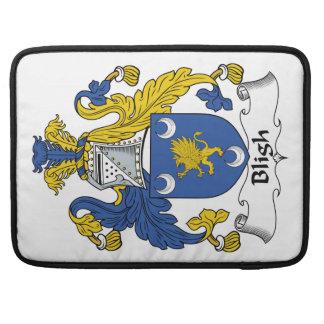 Escudo de la familia de Bligh Fundas Para Macbooks