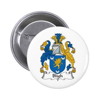 Escudo de la familia de Bligh Pin