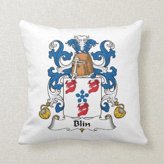 Escudo de la familia de Blin Almohada