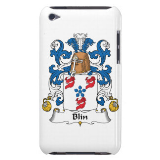 Escudo de la familia de Blin iPod Case-Mate Protector