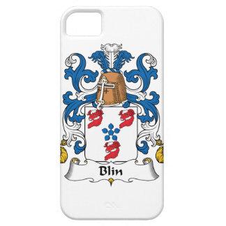 Escudo de la familia de Blin iPhone 5 Funda