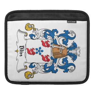 Escudo de la familia de Blin Mangas De iPad