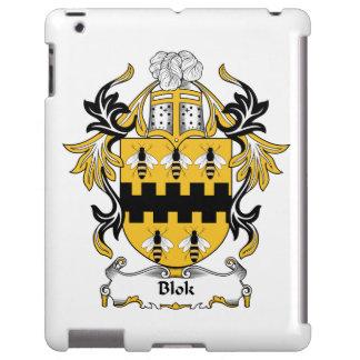 Escudo de la familia de Blok Funda Para iPad