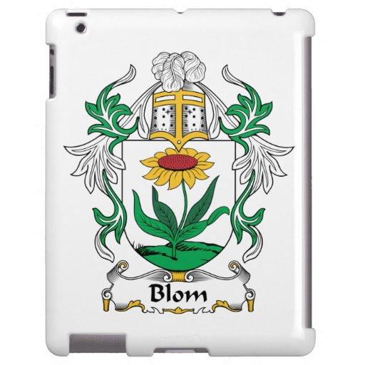Escudo de la familia de Blom