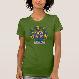 Escudo de la familia de Blome Tee Shirt