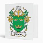 Escudo de la familia de Blondeel