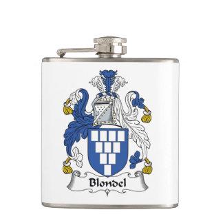 Escudo de la familia de Blondel