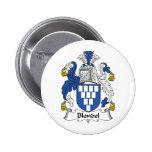 Escudo de la familia de Blondel Pin
