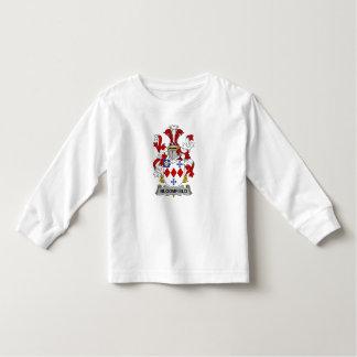 Escudo de la familia de Bloomfield Camisetas