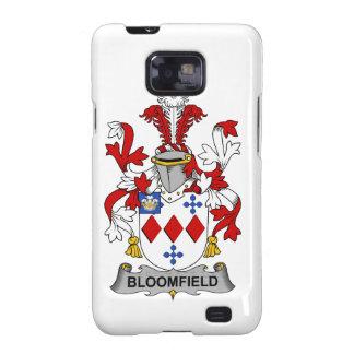 Escudo de la familia de Bloomfield Samsung Galaxy S2 Funda