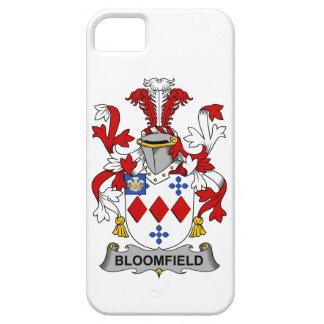 Escudo de la familia de Bloomfield iPhone 5 Carcasa