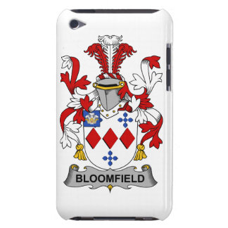 Escudo de la familia de Bloomfield Barely There iPod Coberturas