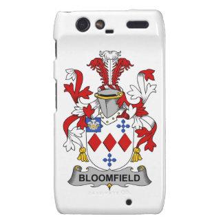 Escudo de la familia de Bloomfield Motorola Droid RAZR Carcasa