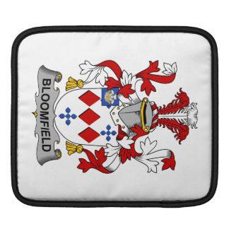 Escudo de la familia de Bloomfield Funda Para iPads