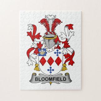 Escudo de la familia de Bloomfield Puzzles Con Fotos