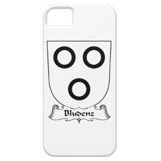 Escudo de la familia de Bludenz iPhone 5 Case-Mate Fundas