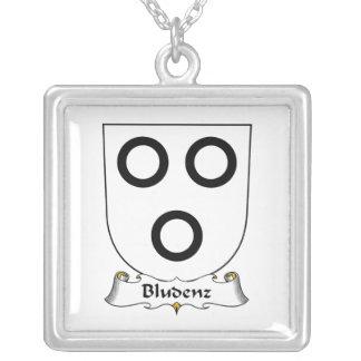Escudo de la familia de Bludenz Pendiente