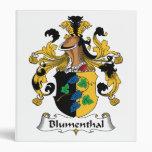 Escudo de la familia de Blumenthal