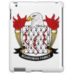 Escudo de la familia de Boardman
