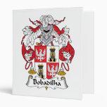 Escudo de la familia de Bobadilha