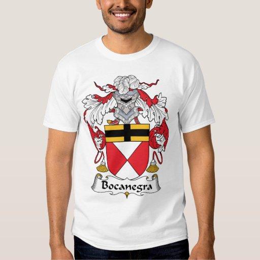Escudo de la familia de Bocanegra Camisas