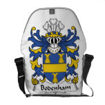 Escudo de la familia de Bodenham Bolsa De Mensajeria