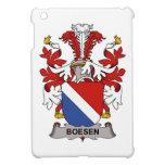 Escudo de la familia de Boesen iPad Mini Funda