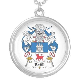 Escudo de la familia de Bofill Pendiente