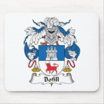 Escudo de la familia de Bofill Tapetes De Raton