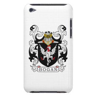 Escudo de la familia de Bogan Barely There iPod Coberturas