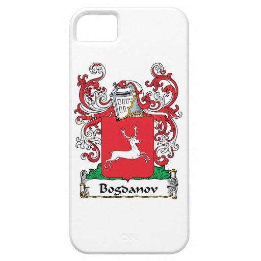 Escudo de la familia de Bogdanov iPhone 5 Carcasa