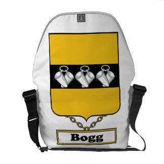 Escudo de la familia de Bogg Bolsas Messenger