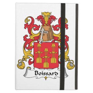 Escudo de la familia de Boissard