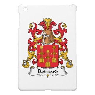 Escudo de la familia de Boissard iPad Mini Cárcasa