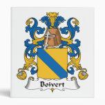 Escudo de la familia de Boivert
