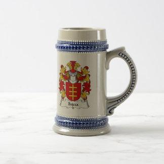 Escudo de la familia de Bojcza Tazas De Café