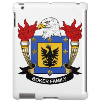Escudo de la familia de Boker Funda Para iPad