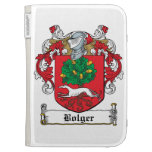 Escudo de la familia de Bolger