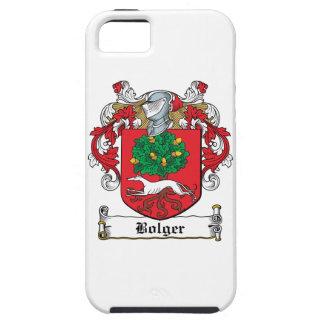 Escudo de la familia de Bolger Funda Para iPhone SE/5/5s