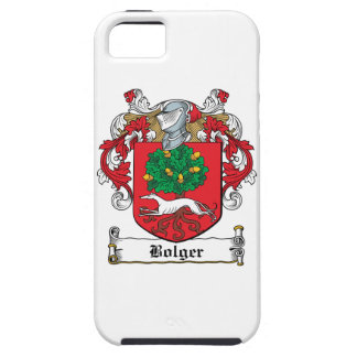 Escudo de la familia de Bolger iPhone 5 Fundas
