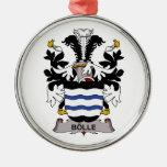 Escudo de la familia de Bolle Adorno Para Reyes