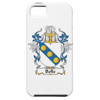 Escudo de la familia de Bolle iPhone 5 Case-Mate Fundas