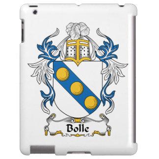 Escudo de la familia de Bolle Funda Para iPad
