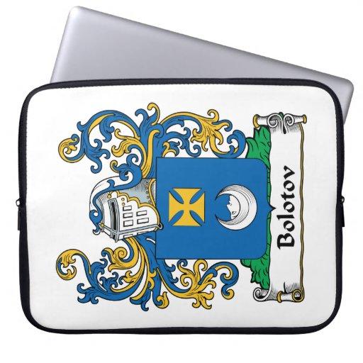 Escudo de la familia de Bolotov Manga Computadora
