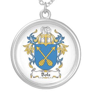 Escudo de la familia de Bols Pendiente