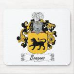 Escudo de la familia de Bonanno Tapete De Raton