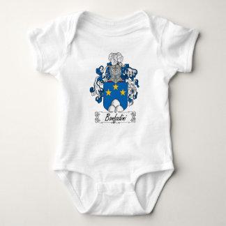 Escudo de la familia de Bonfadini T-shirt