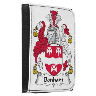 Escudo de la familia de Bonham