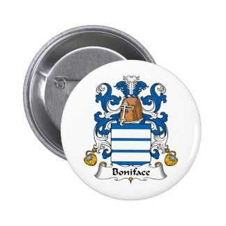 Escudo de la familia de Bonifacio Pins